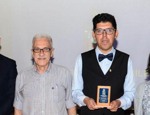 Miguel Toro – Nuevo Doctora en Química